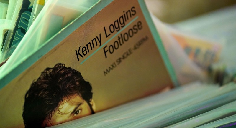 Footloose - Kenny Loggins (Vinyl)