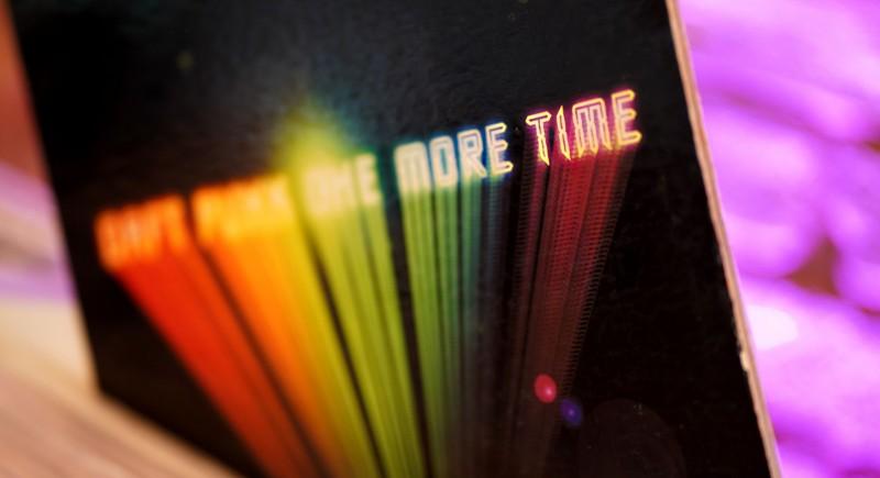 Daft Punk One More Time Vinyl