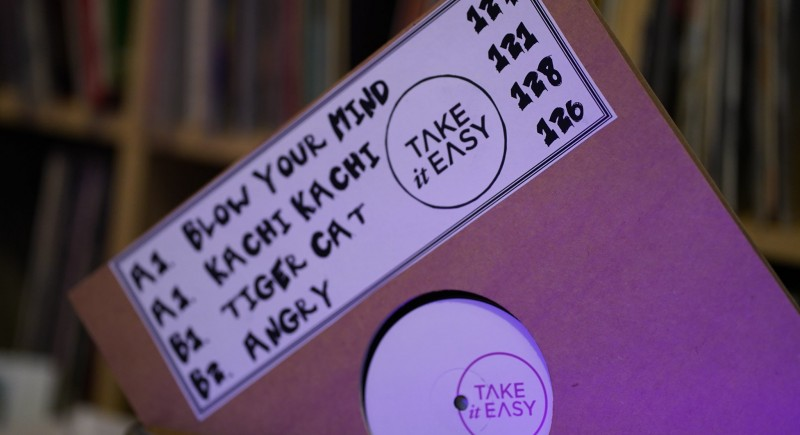Take It Easy EP Vinyl 12inch
