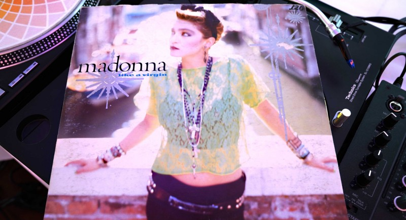 Madonna - Like A Virgin, Vinyl Schallplatte