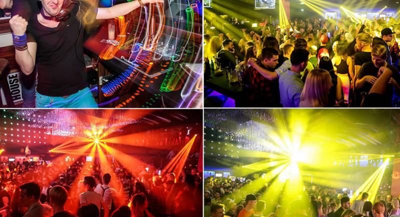 DJ, Disco, Funk, Soul, Motown, Tribute Studio 54 Party