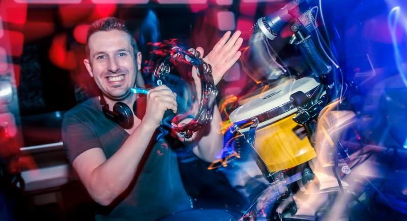 Club DJ ViLLY Percussion