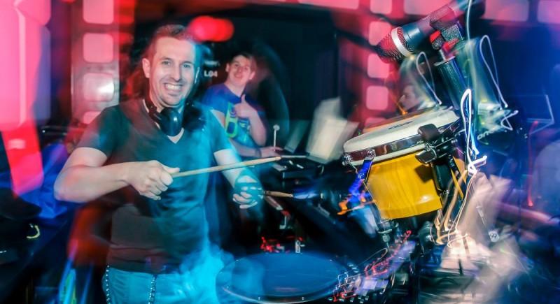 Club DJ Percussion