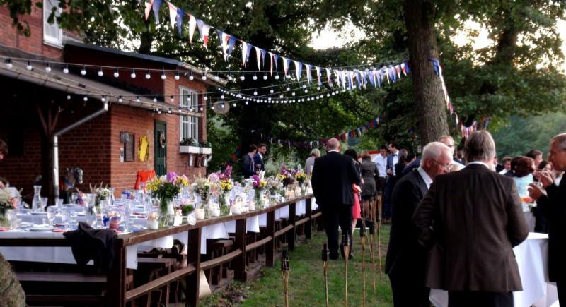 Hochzeitsfeier Paderborn