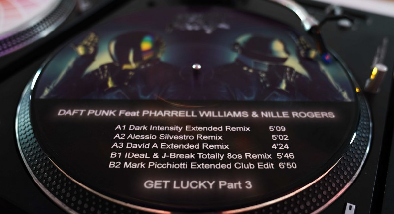 Daft Punk - Get Lucky (Picture Vinyl)