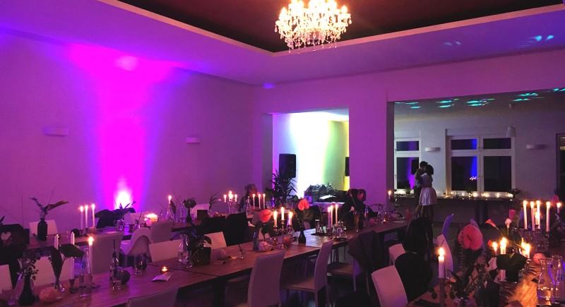 Hochzeits DJ NRW Technik