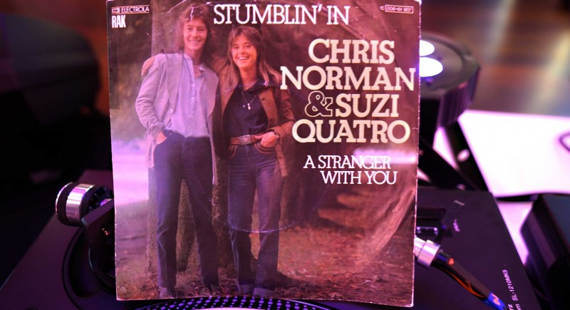Chris Norman & Suzi Quatro - Stumblin' In, Vinyl Schallplatte