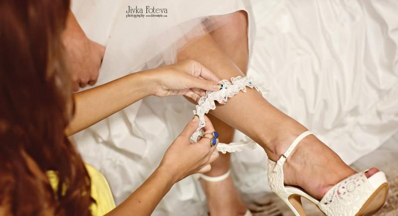 Hochzeitsbräuche Strumpfbandwerfen