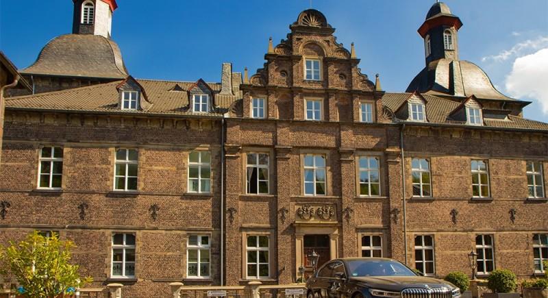 Schlosshotel Hugenpoet, Essen