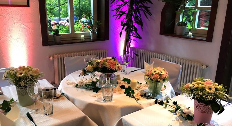 Hochzeitsparty Bonn