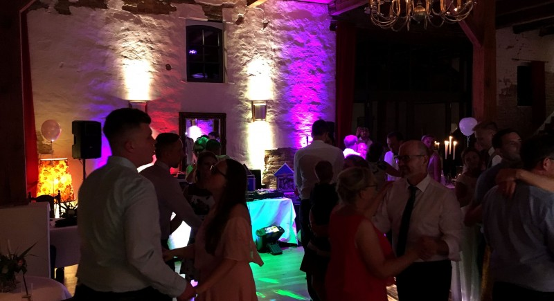 DJ Hochzeit, Geburtstag, Party Bochum