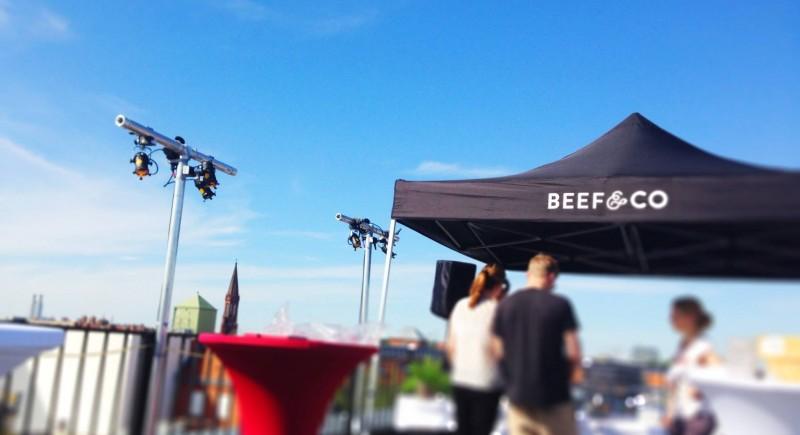 DJ für Firmenfeier in NRW Ruhrgebiet. Event-DJ