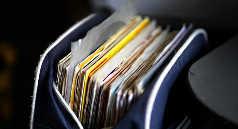 Vinyl DJ Event