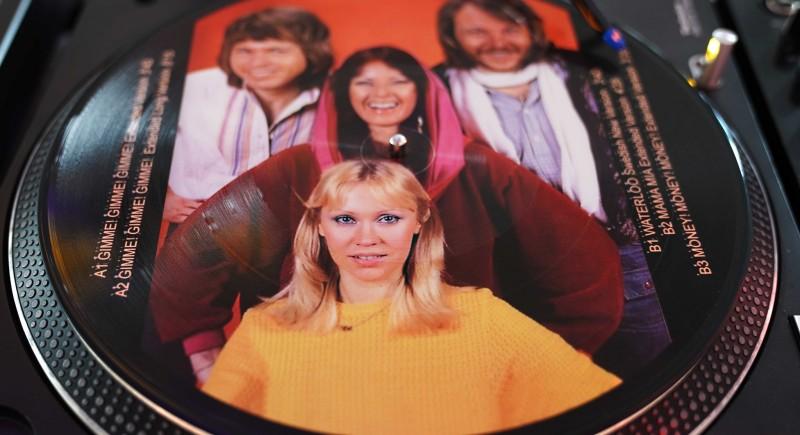 ABBA - Gimme Gimme, Gimme, Waterloo, Mama Mia, Money Money Money