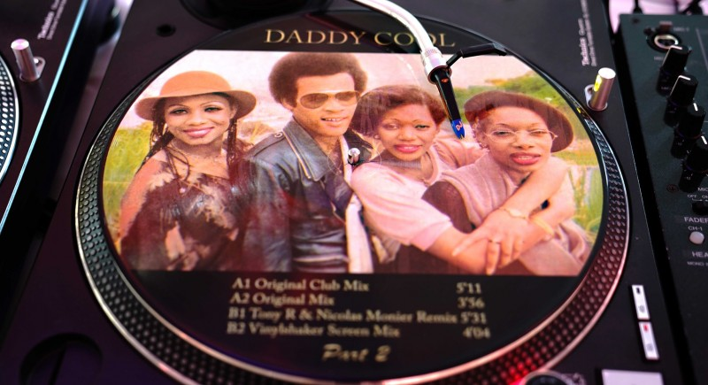 Boney M - Daddy Cool (Picture Vinyl)