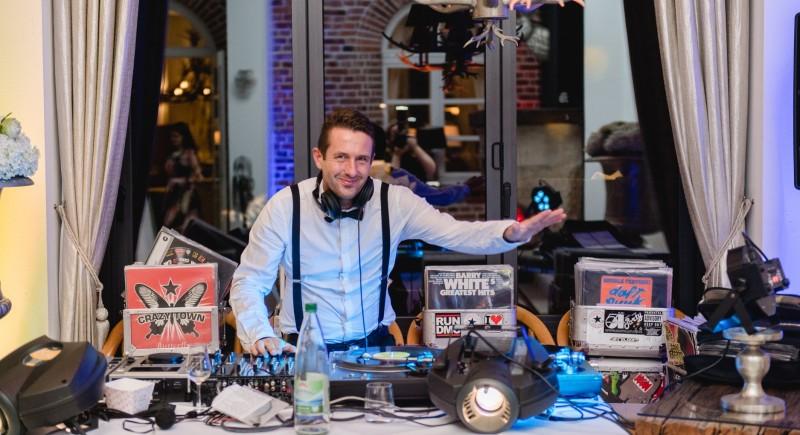 Event Hochzeits-DJ Essen, DJ im Pott