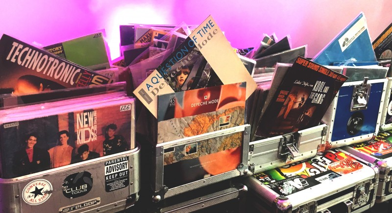 Hochzeits-DJ NRW Ruhrgebiet. Vinyl-DJ