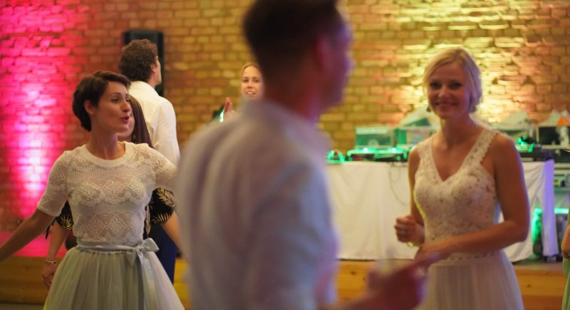 DJ für Hochzeiten Essen