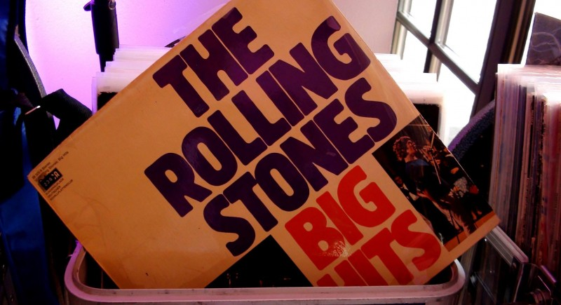 The Rolling Stones Greatest Vinyl