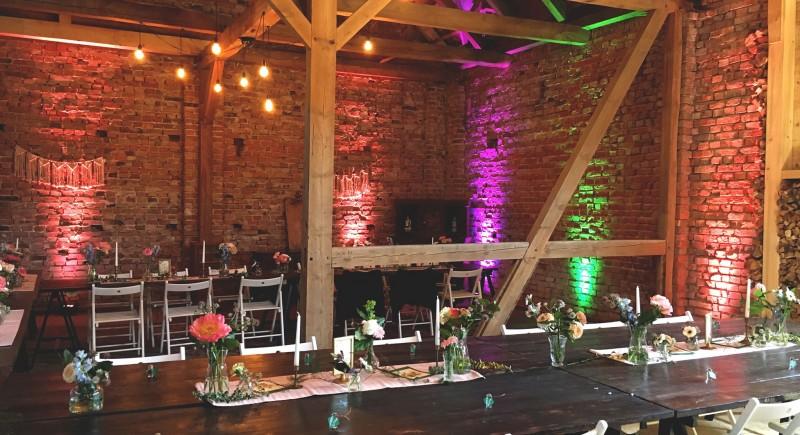 Landhochzeit Vintage Weddings Hochzeitsscheune Glücksburg