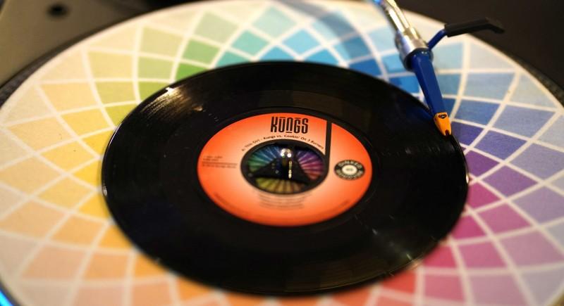 Kungs vs Cookin' on 3 Burners - This Girl 7inch Vinyl