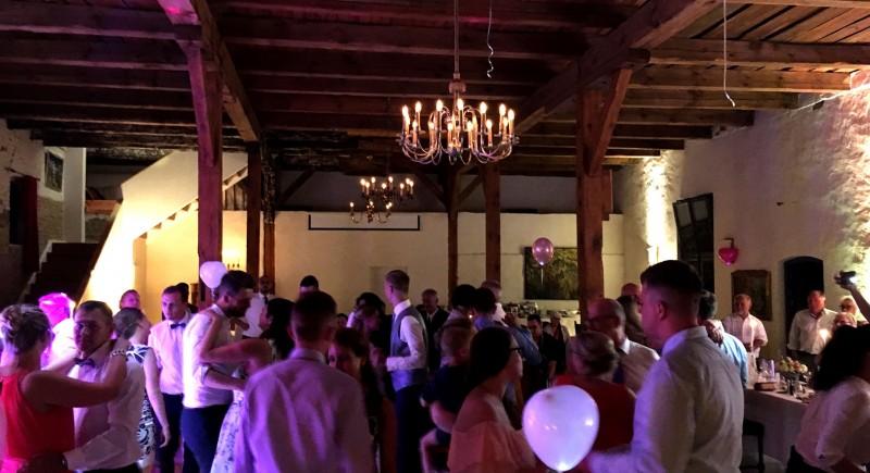 Hochzeitsparty Bochum
